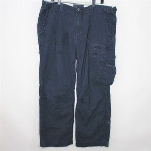 Polo by Ralph Lauren Pants - Polo Ralph Lauren Navy Cargo Pants N325